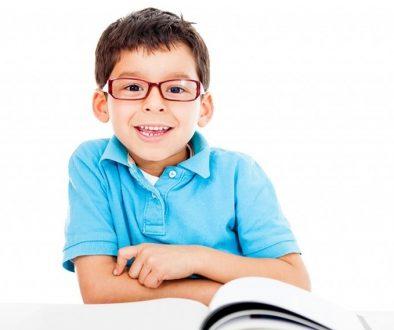 5+1 tipov pri výbere detských okuliarových rámov